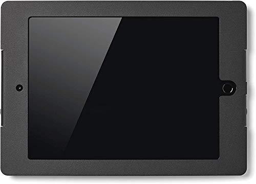 Tabdoq väggfäste kompatibel med iPad 7 och iPad 8, 10,2 tum (2019-2020) svart