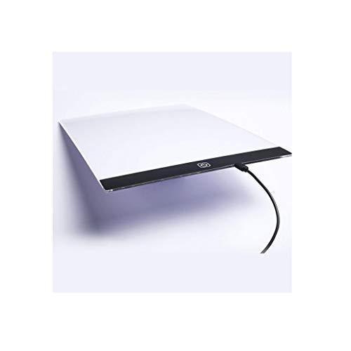 Elektronische Whiteboard-a4 Tabelle kopieren Led Anime über die Plattform Steuerung Digitale Tragen Bild Tragbare Dimmfunktion Architektur Frame Design Box Künstler-Geschenk-Animation Tattoo-Prozess