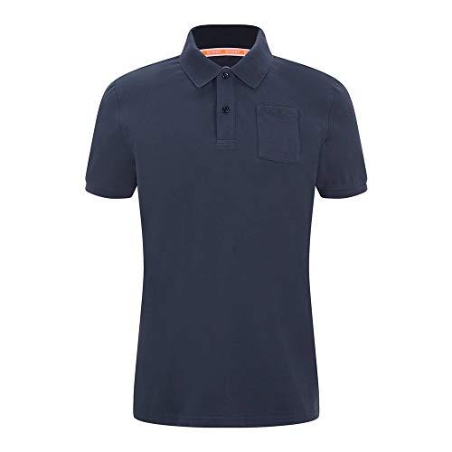 Bogner Man Fion Navy - Poloshirt, Größe_Bekleidung:XXL, Farbe:Navy