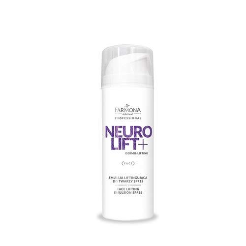 Farmona Neurolift Emulsión de levantamiento de rostro Spf15 Crema