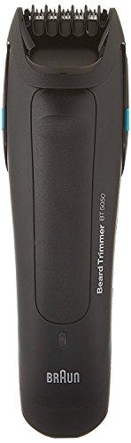 Braun BT5050 Men's Beard Trimmer, 25 Lengths Settings for Precision