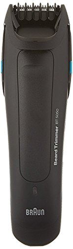 Braun BT5050 Men's Beard Trimmer, 25 Lengths Settings for Precision