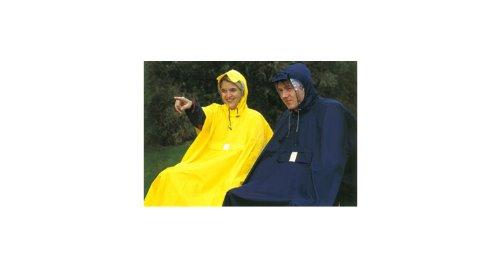 Hock Pioggia Abbigliamento Rain Care Pioggia Mantello, Unisex, 50101, Gelb, 185 cm