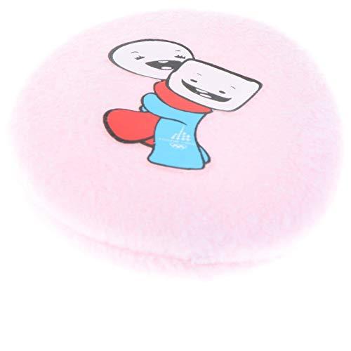 Earbags für Kinder Ohrenwärmer Ohrenschützer Mütze Mit Clip Schnur Stirnband Warme Ohren Original, 824, Farbe Gliz & Neve Rosa ohne Schnur, Größe S