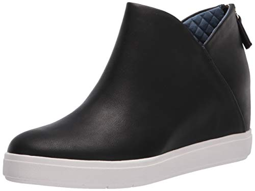 Dr. Scholl's Shoes Women's Madison Hi Booties Ankle Boot, Black, 10