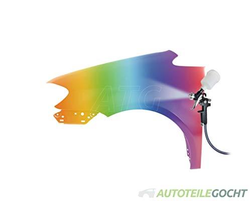 KOTFLÜGEL LINKS LACKIERT IN WUNSCHFARBE FÜR VW TOURAN 1T1 1T2 06-10 1T0821021B VON AUTOTEILE GOCHT