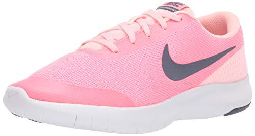 Nike Flex Experience RN 7 (GS), Zapatillas de Running Mujer, Multicolor (Arctic Punch/Light C 600), 37.5 EU