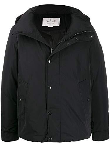 WOOLRICH Luxury Fashion Herren WOCPS2889UT0573100 Schwarz Polyester Steppjacke   Herbst Winter 19