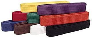 BlackBeltShop Solid Rank Karate Martial Arts and Taekwondo Belts