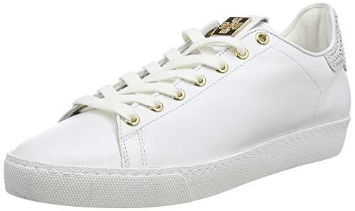 Högl Damen Glammy Sneaker, Weiß (Weiß 0200), 38 EU