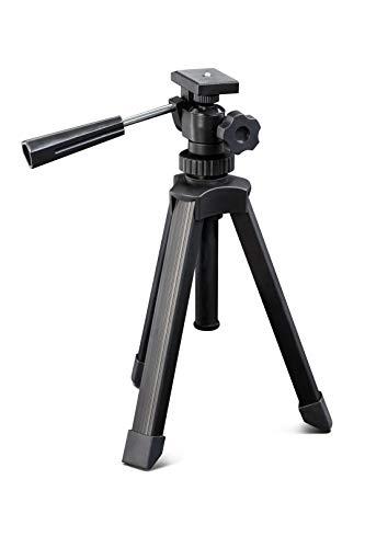 Kronus b. Caiazzo Unisexe 3-pod-8 Longue-Vue trépied, Noir, 20 à 35 cm
