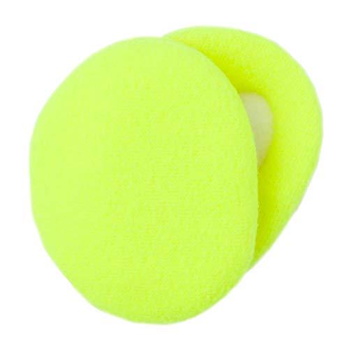 Earbags Ohrenwärmer Standard, hi-viz gelb, M, Fleece