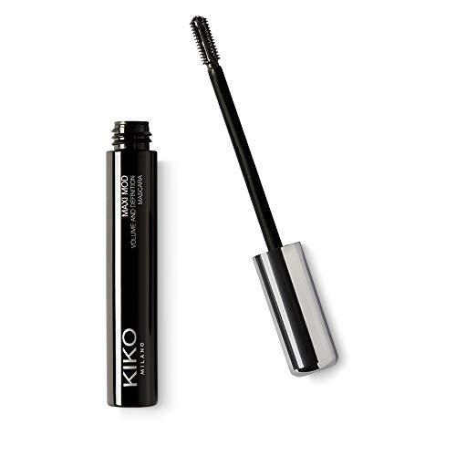 Kiko Milano Maxi Mod Volume and Definiton Mascara Farbe: Black Inhalt: 8,5ml Wimperntusche