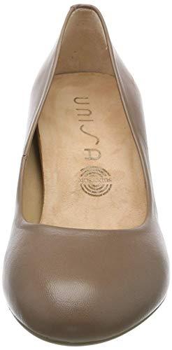 Unisa Maris_na, Zapatos Tacón Mujer, Rosa Shade Shade