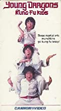Young Dragons:Kung Fu Kids VHS