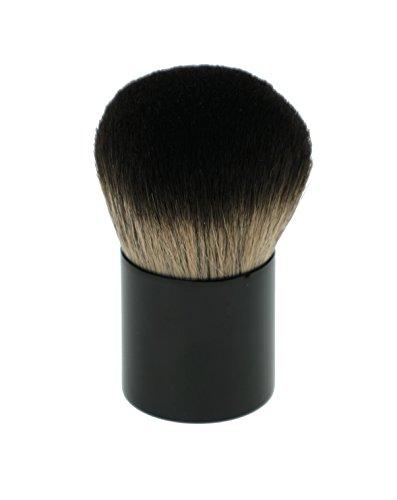 Fantasia Pinceau Kabuki en poils de toray Noir Hauteur 7 cm Diamètre 3 cm 1 g