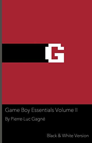 Game Boy Essentials Volume II: Black & White Version