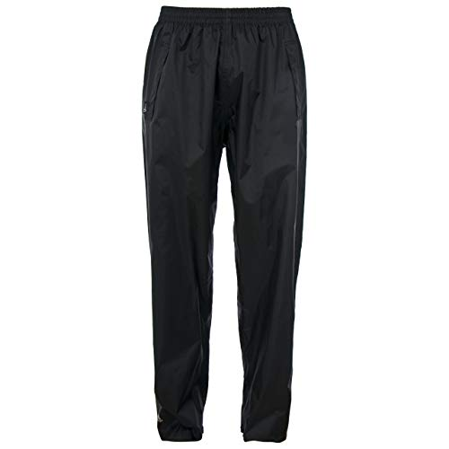 QIKPAC PANT Pack Away Waterproof Trousers BLACK M
