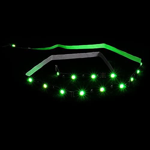 NOLITOY 1 set de colorido LED TV fondo cinturón luz hogar USB retroiluminación LED luz