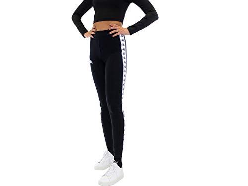 Kappa Pantaloni BLACK-SILVER 3113KYW A09 L