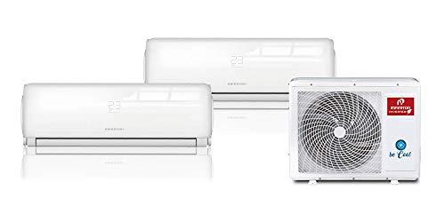 INFINITON Aire Acondicionado Multi-Split 2X1 (A++, 2 UNID