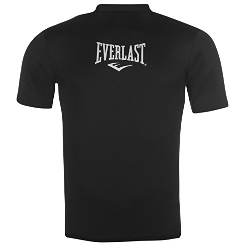 Everlast Herren Baselayer Top Oberteil Schwarz UK Medium
