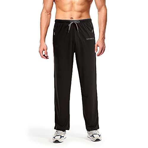 (50% OFF) Men's Sweatpants W/ Zipper Pockets $9.49 – Coupon Code