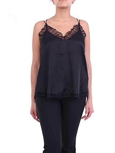 REPLAY W2278 .000.83886 Blusas, Negro (098 Black), L para Mujer