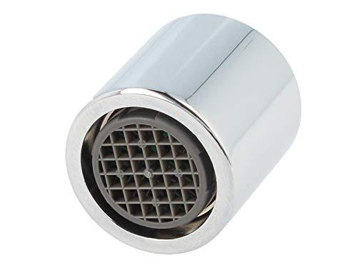 tecuro -18028- Design Luftsprudler M18x1 IG chrom Ø 20,0 mm