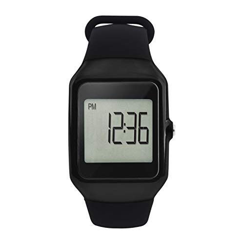 yaohuishanghang Podómetro Reloj Deportivo de Deportes Multifuncional Deportes al Aire Libre Stepping Night Light Watch rastreador de Pasos
