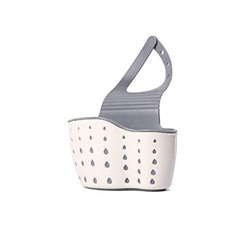 WXXT Soporte Estropajo Fregadero,Kitchen Sink Estantería,Fregadero Soporte Cesta Sponge Holder Sink Plana Basket Cesta Colgante para El Almacenamiento,Otro Almacenamiento Elegir