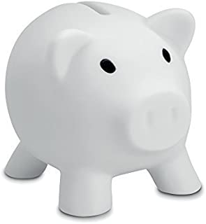 eBuyGB 1278506 Ahorro de Hucha – Caja de Dinero para Monedas y Dinero Regalo Divertido plástico