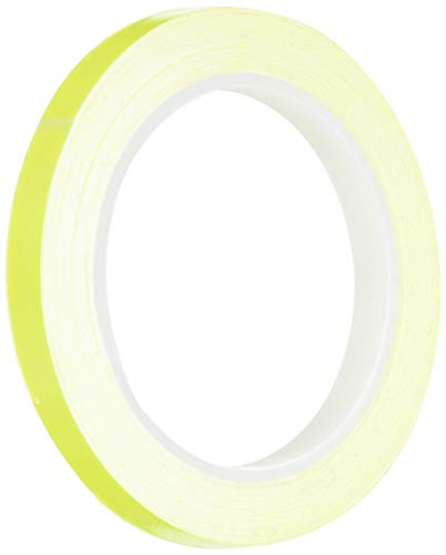 Puig 4542G Strip de 6 m, Fluorescente, con Aplicador, Color Amarillo