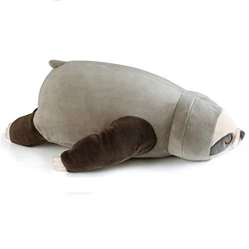 Bunbunbunny Sloth Stuffed Animal Plush Sloth Toys, 15.7 Inch Cute Sloth Pet Toy Hugging Pillow, Plush Sloth Gifts Baby Dolls Kids Birthday Gifts