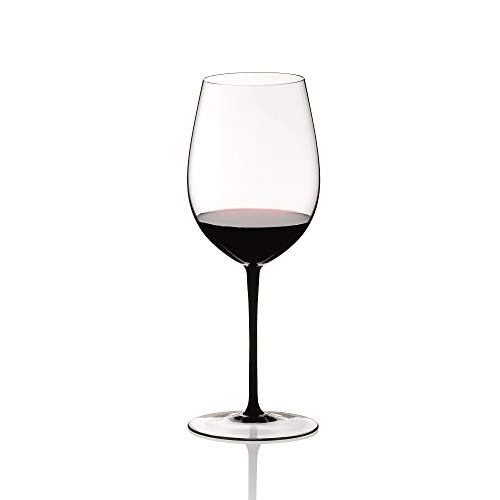 RIEDEL Sommeliers Black Tie Bordeaux Grand Cru Glass, Packed