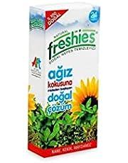 Freshies Ağız Kokusu Giderici 24 Lü