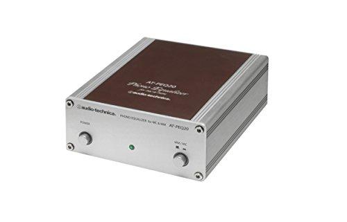 audio-technica(オーディオテクニカ)『フォノイコライザー(AT-PEQ20)』