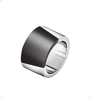 Calvin Klein Stainless Steel Ring for Women, Silver, KJ2ZAR290107
