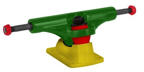 Bullet 130mm Skateboard Truck - Rasta