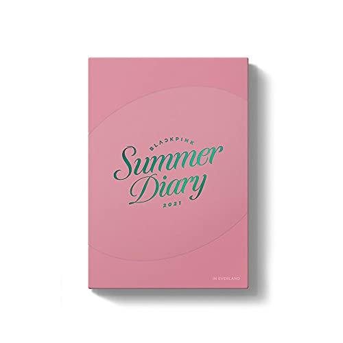 YG Select BLACKP.INK 2021 Summer Diary [Incl YG Select Pre-order Benefit] (DVD)