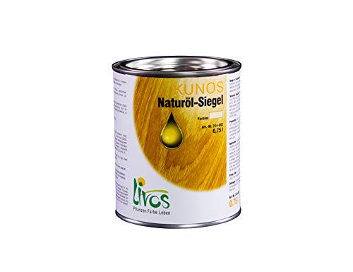 LIVOS 244-002-0,75 KUNOS Naturöl-Siegel