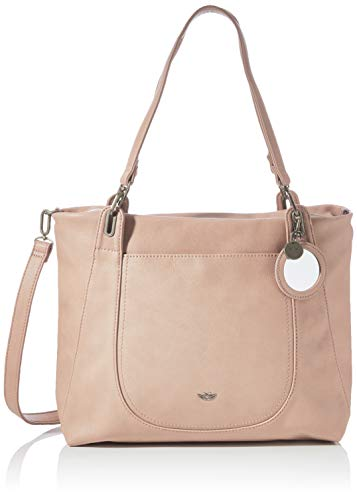 Fritzi aus Preussen Damen Norie medium Shopper, Old Rose, One Size