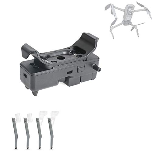 RCstyle Drone Thrower Release Device, Compatible with DJI Mavic 2 Drone Aerial Thrower for Drone Fishing, Bait Release, Payload Delivery, Search & Rescue, Fun Activities, Drone Thrower Accessory