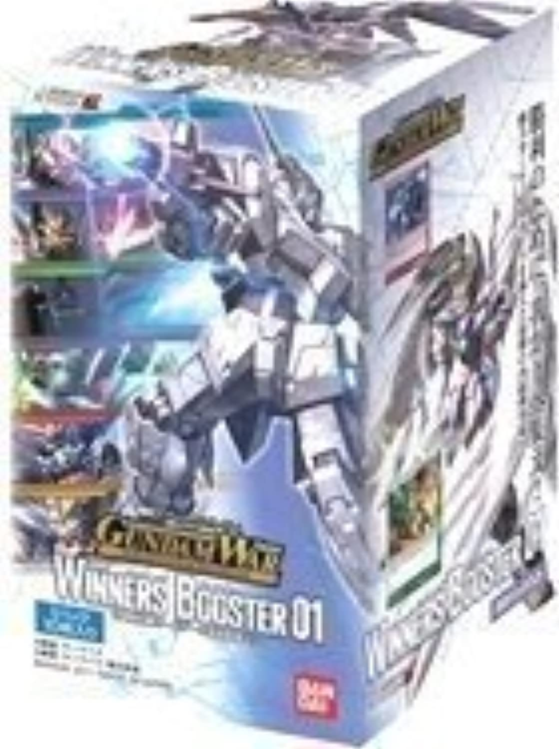 Gundam War Winners Booster 01 (20packs x 10cards)
