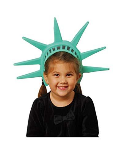 Liberty Haarreif als Krone der Freiheitsstatue