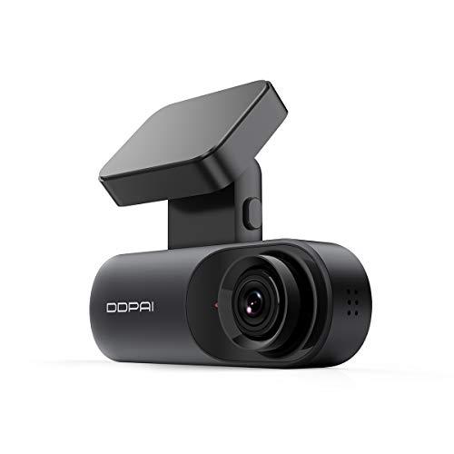 DDPAI Dash Camera Registratore di guida per auto Full HD Smart Car DVR WiFi Dash Cam wireless da 140 gradi GPS Modulo incluso(N3)