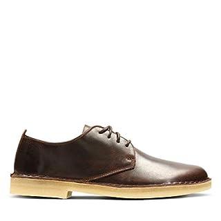 Clarks ORIGINALS Desert London Mens Casual Shoes in Chestnut - 8 US (B0792YQHXZ) | Amazon price tracker / tracking, Amazon price history charts, Amazon price watches, Amazon price drop alerts