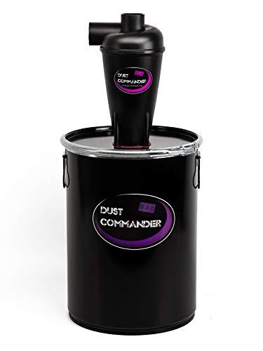 DUST COMMANDER S30 - Kit 30 litros acero
