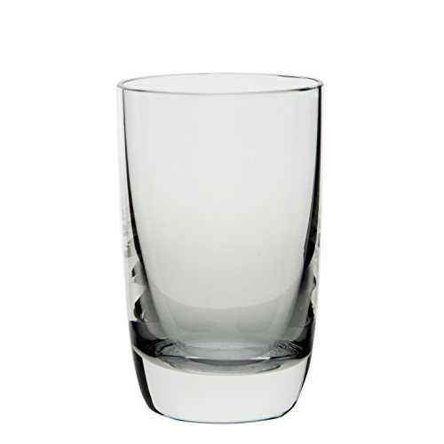 Cristal de Sèvres Margot Set de Verres Vodka, Verre, 5 x 5 x 6 cm, Lot de 2