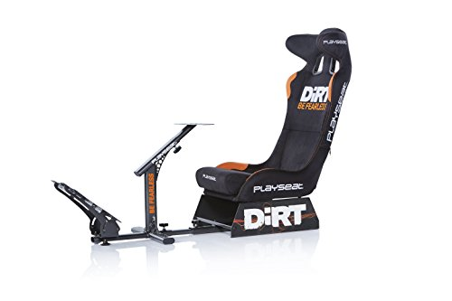 PLAYSEAT Dirt RDR.00176, Sedile Gaming Unisex Adulto, Nero, Universale